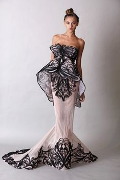 Marchesa Dress