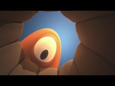 """CGI Animated Short HD: """"Space Invader"""" - by Ian Cooke-Grimes"""