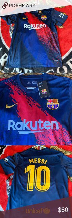 Coussin Messi officiel FC Barcelone Gift Ideas Cadeau id/éal pour les fans de football