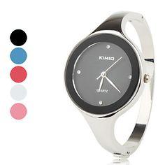 [XmasSale]Women's Watch Casual Big Minimalism Dial Alloy Bracelet – USD $ 5.99 http://www.miniinthebox.com/alloy-band-quartz-bracelet-watch-for-women_p242865.html?utm_medium=personal_affiliate&litb_from=personal_affiliate&aff_id=52433&utm_campaign=52433