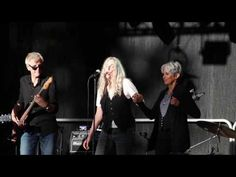 Patti Smith and Joan Baez ' 'People Have The Power' Stockholm Music and Arts 20160731 - YouTube