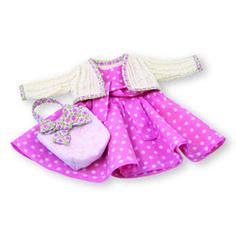 Petitcollin Doll Clothes Paris au mois de Mai
