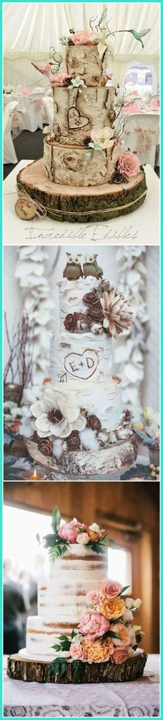 Wedding Cakes - Cake Designs To Ignite Your Imagination and Spirit -- Check out this great article. #WeddingCakes