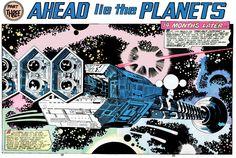 Jack Kirby's 2001: A Space Odyssey, Marvel Treasury Edition.  #JackKirby