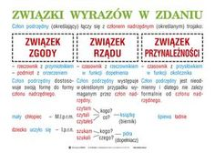 Polish Language, School Organization, Grammar, Need To Know, Storytelling, Infographic, Homeschool, Study, Science