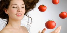 Tomate🍅 para tener un cabello largo Tomato For Skin, Red Tomato, Best Supplements For Health, Health Tips, List Of Vegetables, Healthy Eyes, Eat Fruit, Younger Looking Skin, Peeling
