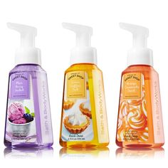 Bath and Body Works Sweet Shop Antibacterial Hand Soap Launches