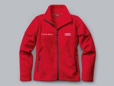 Women's Audi Sport fleece jacket