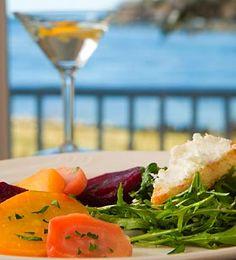 The Best York Maine Restaurant Organic Water Views