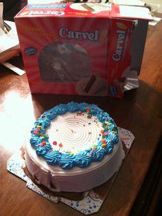 Ice Cream Cake On Pinterest