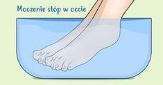 Zacznij moczyć swoje stopy w occie jabłkowym. Efekt cię zaskoczy!
