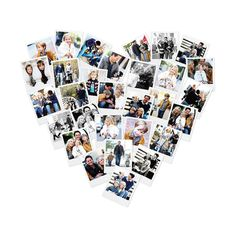 Heart Snapshot MixTM by Minted for Minted
