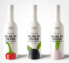 Creative Agency: Philandi Project Type: Produced, Commercial Work Packaging Content: Olive Oil Location: Germany This gorgeous olive o. Olive Oil Packaging, Cool Packaging, Bottle Packaging, Olives, Label Design, Package Design, Graphic Design, Olive Oil Bottles, Bottle Design
