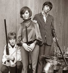 Shotgun Express- with Rod Stewart, Beryl Marsden & Pete Bardens