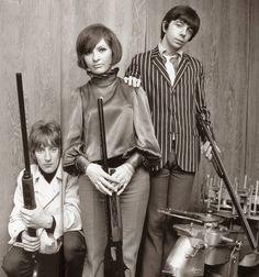 Shotgun Express- with Rod Stewart, Beryl Marsden & Pete Bardens