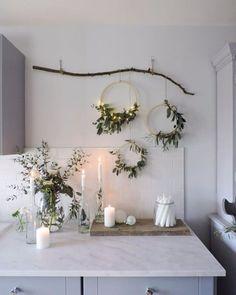 Popular Winter Wall Decor Ideas