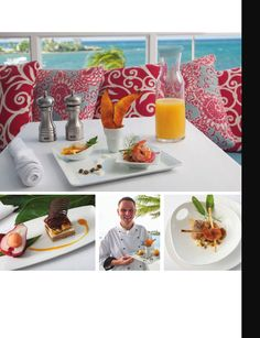 """I love Steelite's new cutting edge designs - they make my food jump off the plate!"" - STEFAN SPATH, Corporate Executive Chef, @Couples Resorts, Jamaica"