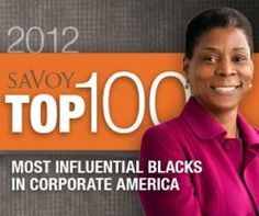 Savoy Magazine Announces 2012 Top 100 Most Influential Blacks in Corporate America