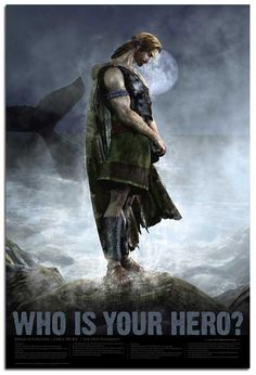 Who is your hero? Jonah
