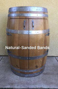 Demi barrique vin armoire meuble tonneau de vin liqueur