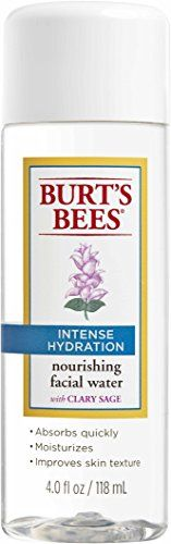 Burt's Bees Intense Hydration Nourishing Facial Water 4 Ounce >>> You can get more details at