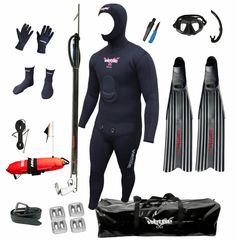Spearfishing Gear, Spear Fishing, Diving Wetsuits, Inflatable Float, Mens Tights, Diving Equipment, Snorkelling, Hunting Gear, Scuba Diving