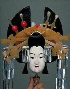 文楽=bunraku, Japanese puppet theater