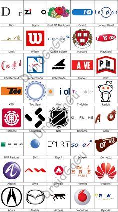 Level 6 Logo Quiz Answers - Bubble - DroidGaGu