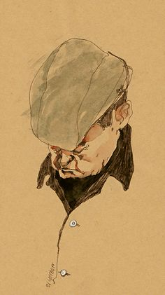 daily metro sketches by Sunga Park, via Behance