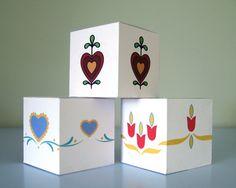 double dutch favor boxes
