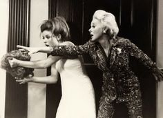 Valley of the Dolls - Patty Duke and Susan Hayward