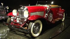 1929 Duesenberg Model J Torpedo Convertible Coupe (most expensive, luxurious USA car of its time) 2