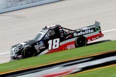 Kyle Busch Motorsports, Toyota, Nascar Trucks, Paint Schemes, Wraps, Racing, Vehicles, Autos, Running