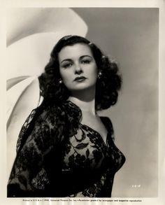 Joan Bennett in Fritz Lang's Scarlet Street (1945).