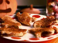 Caramel Apple and Bacon Boo-Nini's