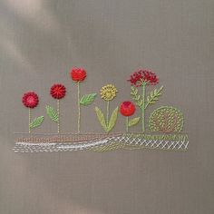 all of stitches in my class #embroidery #embroideryart #handembroidery #art #handmade #needlework #diy #craft #handicraft #stitching #embroideryfloss #needlecraft #hobby