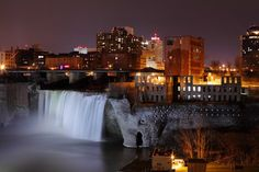 Rochester NY, a beautiful little city.