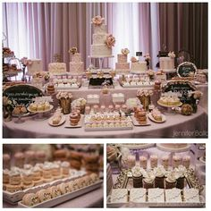 Dessert Tablescape | Truffle Cake and Pastry #trufflecakeandpastry #desserttablescapes
