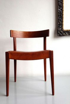 Nanna Ditzel, Side Chair 117, Denmark, 1961 2