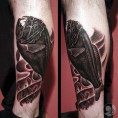 Sorce: springtattoo.com ------ fish tattoo - #fish #tattoo