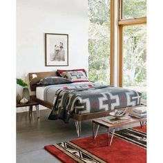 Shop for Pendleton San Miguel King Blanket. Get free delivery On EVERYTHING* Overstock - Your Online Fashion Bedding Store! Southwestern Bedding, Southwestern Blankets, Southwest Decor, Southwest Style, Rustic Bedding, Grey Bedding, Rustic Quilts, Bedding Sets, Baja California Mexico
