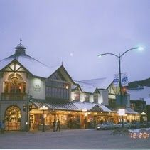 Banff, AB Canada.  What a great little town.