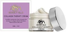 ASDM Beverly Hills Collagen Therapy Cream, 2 Ounce >>> Visit the image link more details.