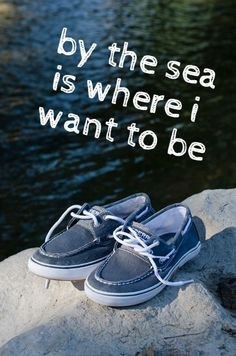 The Sperry mentality. famous footwear seaside Sperry topsider -- Love these shoes!