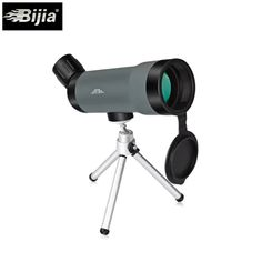 Sale 17% (29.99$) - BIJIA Portable 20x50 Telescope HD Zoom Spotting Scope with Tripod Outdoor Hunting Birdwatching
