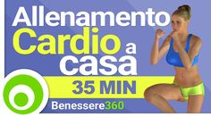 Allenamento Cardio Brucia Grassi - Esercizi Aerobici per Dimagrire a Casa