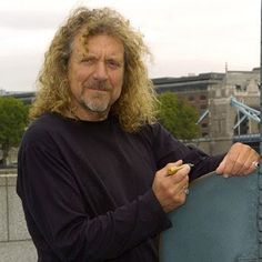 Rock god Robert Plant turns 64 today, august 20th.