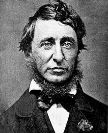 ヘンリー・デイヴィッド・ソロー - Wikipedia