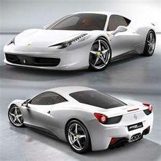 2013 Ferrari 458 Italia concept