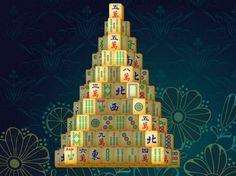 Ez az ami lehetetlen: hárman párban. És mégis lehetséges ebben a madzsongban. Ezúttal nem két, hanem három egyforma dominót kell keresni.